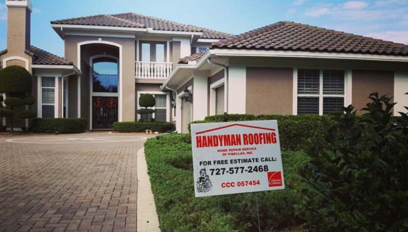 Handyman Roofing The Best Of Tampa Bay